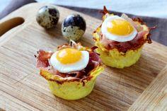 Comment faire des nids de pommes de terre aux œufs de caille - 12 photos