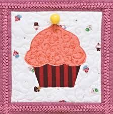 cup cake quilt patterns free - Google Search