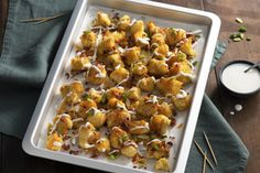 Fully Loaded Cauliflower Tots Cauliflower Tots, Loaded Cauliflower, Loaded Potato, Loaded Baked Potatoes, Home Recipes, Cooking Recipes, What's Cooking, Yummy Recipes