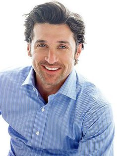 Patrick Dempsey: Grey's Anatomy, Enchanted, Valentine's Day, Made of Honor, Sweet Home Alabama