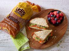 Gluten Free Veggie Millet-Chia Sandwich | Udi's® Gluten Free Bread