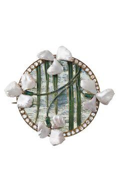 //Fouquet brooch, 1905