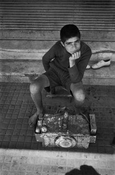 David Seymour - GREECE. 1948.