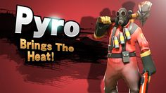 Pyro Brings The Heat! #games #teamfortress2 #steam #tf2 #SteamNewRelease #gaming #Valve