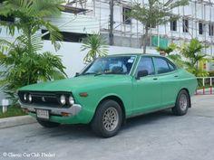 Datsun 160J Fastback Coupe