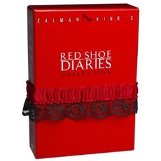 Zalman King's Red Shoe Diaries Collection