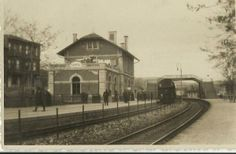 Bostancı tren istasyonu