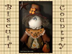 Espantalho _ Biscuit Country | Visitem minha Fan page! www.f… | Flickr