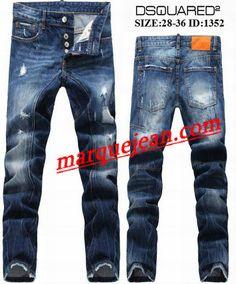 Vendre Jeans Dsquared2 Homme H0131 Pas Cher En Ligne.
