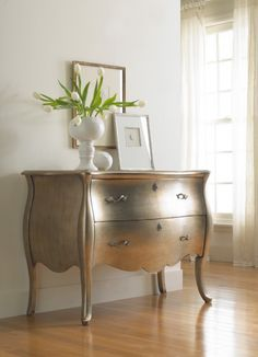 Hooker Furniture Bombe Chest | from hayneedle.com | house remodel ...