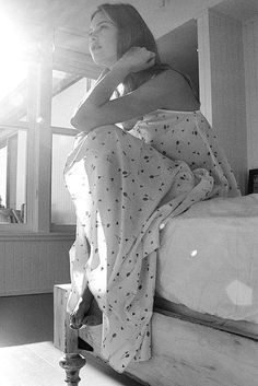 the night gown, the morning light, the early AM. places and spaces. Behati Prinsloo, Thing 1, School Looks, House Dress, Weekend Wear, Love Photography, Night Gown, Style Me, Fashion Beauty
