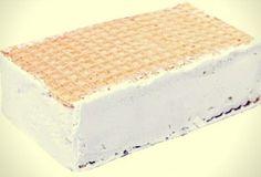 Domácí smetanová ruská zmrzlina