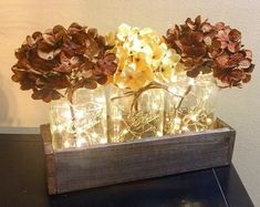 This listing is for a beautiful Spring Mason Jar Centerpiece! This centerpiece is perfect for the spring season and is perfect to compliment any home decor or even decor! :) It also makes fantastic housewarming gifts or gifts for any occasion! These centerpieces are very loved and with having sold hundreds of them I know you will be happy that you did! They can be used all year long and you can easily switch out the jars and flowers♥ PERFECT FOR MOTHERS DAY GIFT OR VALENTINES GIFT! ♥♥♥