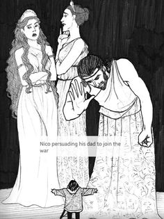 Parents love. Hades - 'Sorry I can't hear you over the sound of THOSE TWO GOSSIPING!'