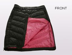 Insulated skirt - I want one!!