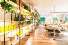 Atrapallada Restaurant, Madrid, 2015 - ZOOCO Estudio
