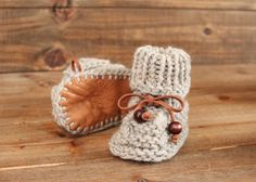Hey, I found this really awesome Etsy listing at https://www.etsy.com/listing/274828448/wool-baby-booties-leather-sole-baby