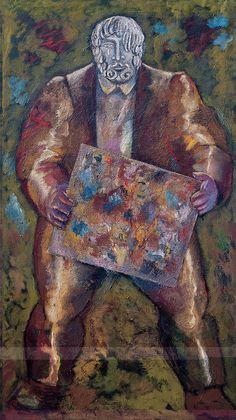 Sandro Chia - il pittore