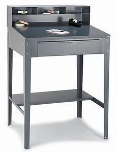 A great assortment of industrial chic desks in wood and metal. Furniture, Shelves, Desk Shop, Shop Desk, Entryway Storage, Industrial Chic Decor, Storage, Desk, Industrial Chic Desk