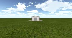 Cool 3D #marketing http://ift.tt/2uKawmX #barn #workshop #greenhouse #garage #roofing #DIY