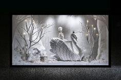 The Beauty of White / A beleza do branco / Seoul #vm #design #decoração #varejo #loja  #visualmerchandising #moda #manequim #atacado #vitrinismo #vitrine #arquitetura #fashion #oscarfreire #verao2016 #decoração #fashion #stylist #bomretiro #sale #retail by vitrinismo