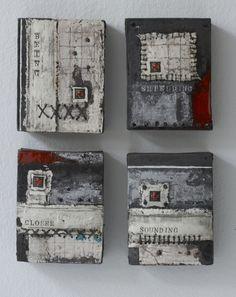 Helen Vaughan Ceramics | 'Sensing'.  http://www.helenvaughan.co.za/