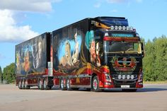 """Volvo ~ Miks' Pics """"Trucks and Buses"""" board @ http://www.pinterest.com/msmgish/trucks-and-buses/"""