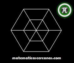 ¿Cuántos hexágonos hay dibujados en la imagen?   matematicascercanas