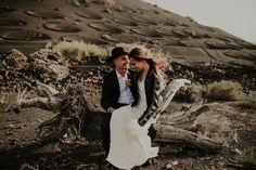 Yadira & Romen | Alejandro Díaz · Fotografo de boda en Lanzarote & La Graciosa Couple Photos, Couples, Wedding Dresses, Color, Style, Weddings, Lanzarote, Couple Shots, Bride Dresses