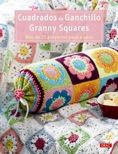 Cuadrados de ganchillo. Granny Squares