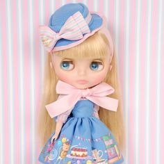 *Pre-order* CWC EX. Neo Blythe Junie Moon Home Sweet Home