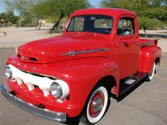 1952 FORD F-1 PICKUP . I was so close to restoring my truck exactly like this 10+ years ago. I was just missing the bottom of the bed when I sold it