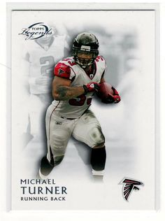 Sports Cards Football – 2011 Topps Legends Michael Turner