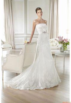 Vestidos de noiva White One Jaramil 2014