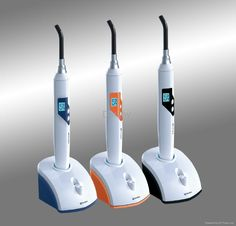 Dental LED Light Curing Unit Cordless Wireless Lamp Denjoy LED Curing Light