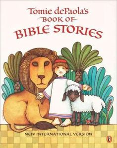 Lovingly illustrated by award-winning artist Tomie dePaola, this stunning collection of stories brings some of the most memorable and significant figures in the Old and New Testaments to life. Adam an