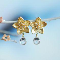 Cherry blossom jewelry