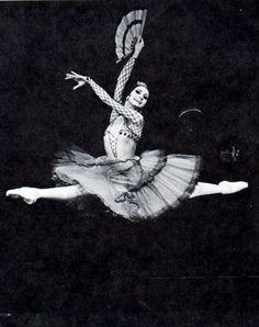 Natalia Bessmertnova Kitri in Don Quixote Photo: Judy Cameron