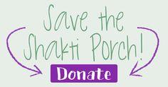 Save the Purple Porch!