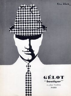 phasesphrasesphotos:    Gélot Hats  Pierre Simon  1961