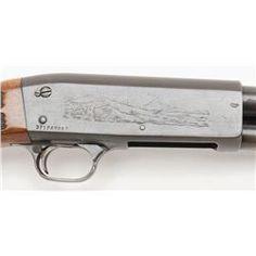 Ithaca Model 37 Featherlight pump action shotgun, 20 gauge, barrel shortened to blue fini Home Defense, Self Defense, Airsoft Guns, Shotguns, Ithaca 37, Pump Action Shotgun, Hunting Season, Guns And Ammo, Vintage Ads