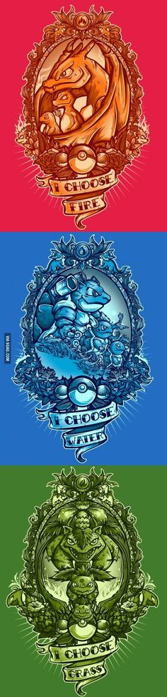 I choose ghost. Can we have one with like Gastly, Haunter & Gengar on? Oh, this only counts for starters? I see...