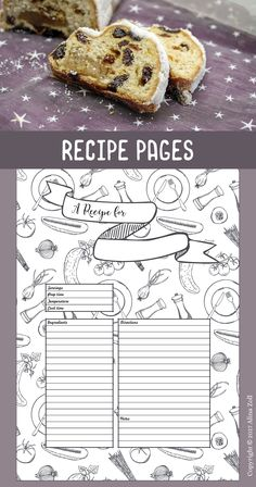570 best printable recipe cards images on pinterest in 2018 free