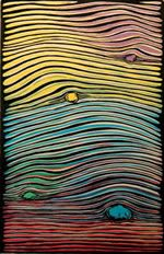 Geology in Art - layers