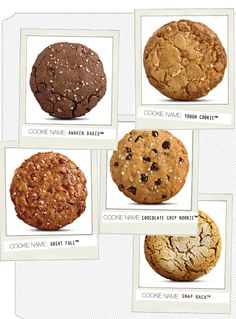 the cookie department