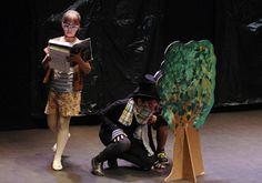VI Muestra Escuela a Escena de trabajos teatrales realizados por niños, niñas y jóvenes, del 23 al 25 de mayo en La Cárcel_Segovia Centro de Creación http://www.revcyl.com/web/index.php/cultura-y-turismo/item/9242-vi-muestra-e
