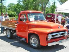 1953 ford f100 stake bed | First car that sparked your interest??? - Pirate4x4.Com : 4x4 and Off ...