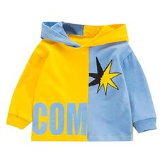 Hopscotch Baby Boys Cotton and Polyester Full Sleeves Text Printed Hoodie in Yellow Color for Ages 12-24 Months (Yue-3148001): Amazon.in: Clothing & Accessories Hopscotch, Full Sleeves, Winter Clothes, Clothing Accessories, Hoodies, Sweatshirts, Baby Boys, Little Boys, Amazon
