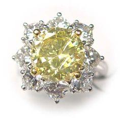 Natural Fancy Pink Diamonds Yellow Diamonds Colored Diamond and ...