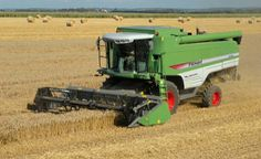 Fendt 6335 C #fendt #harvester / #combine by farming_insta_gram